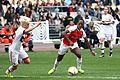 Arsenal Ladies Vs Bayern Munich (24731851270).jpg