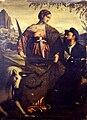 Artgate Fondazione Cariplo - (Scuola bresciana, copia da Moretto - XVI), Santa Giustina e un devoto.jpg