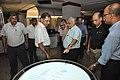 Arun Goel Checks Zoom Table Exhibit - NCSM - Kolkata 2018-09-23 4463.JPG