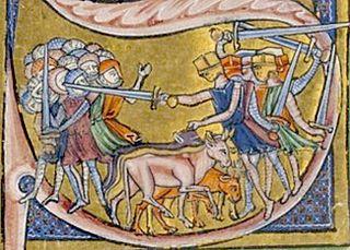 Battle of Ascalon middle ages battle