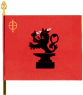 Asekoulu lippu