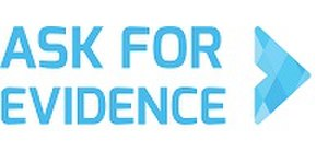 Sense about Science - Image: Ask For Evidence Logo resize