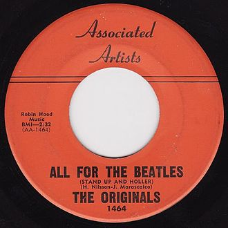 All for the Beatles - The Originals, Associated Artists 1464