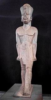 Atlanersa Kushite king of the Napatan kingdom of Nubia in the 7th century BC