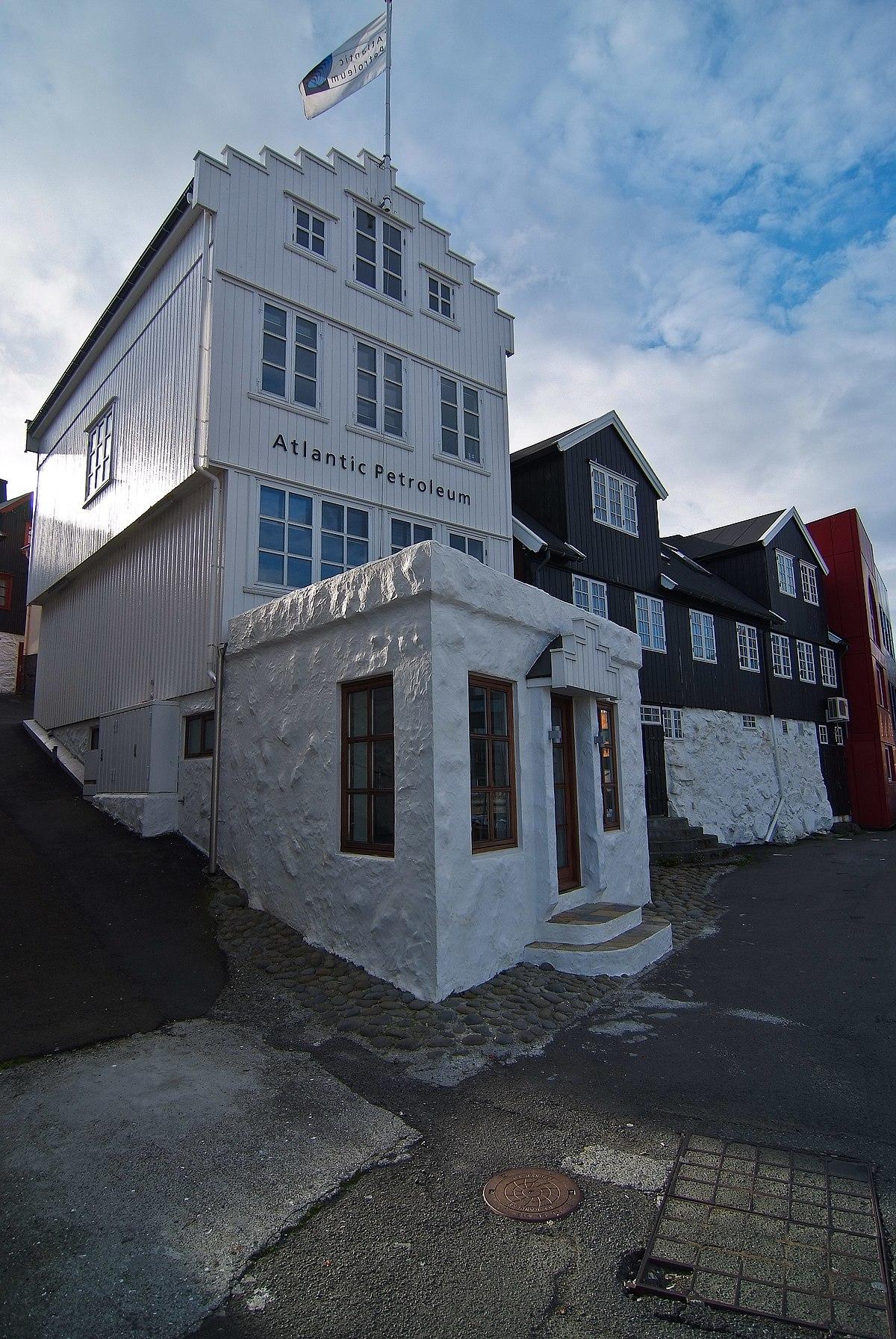 Atlantic Petroleum (Faroe Islands) - Wikipedia