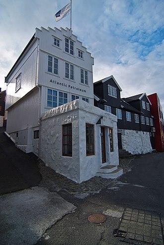 Atlantic Petroleum (Faroe Islands) - Atlantic Petroleum head office