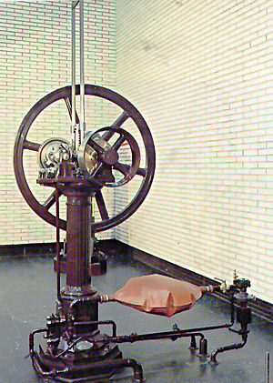 Nikolaus Otto - Otto's atmospheric engine