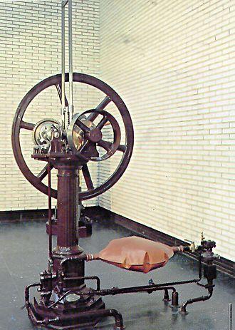 Nikolaus Otto - Otto's atmospheric engine