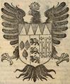 Attributed Coat of Arms of Frederick II, Holy Roman Emperor (Descrittione del Regno di Napoli).png