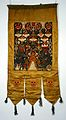 """Attributes of Tshans-pa (Brahma, 'The Pure One') in a """"rgyan Wellcome L0020527.jpg"""