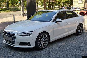 2018 Audi A4 New Car Test Drive