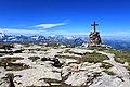 Auf dem Gipfelplateau Silberen-Twärenen (2319 m.ü.M.).jpg