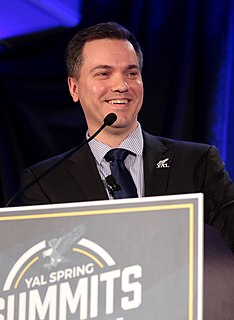 Austin Petersen American writer, political activist, commentator, and producer