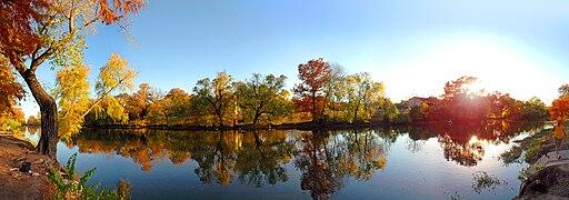 Autumn on Cibolo Creek