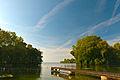 Auvernier Baie d'Auvernier (stations lacustres préhistoriques)20110831 1782 HDR.jpg