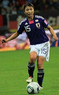 Aya Sameshima Japanese association football player