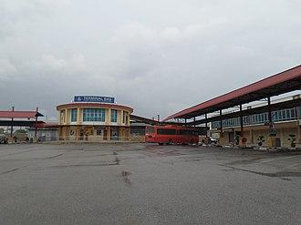 Ayer Hitam - Ayer Hitam bus terminal