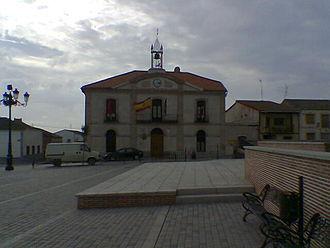 Adanero - Ayuntamiento.