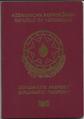 Azərbaycan Respublikası diplomatik biometrik pasportu.png