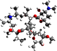 Azithromycin 3d structure.png