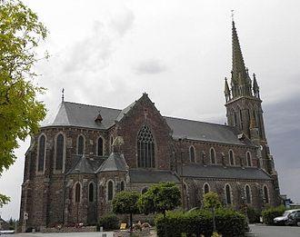 Bédée - Saint-Pierre Saint-Louis church