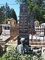 Bődy family grave obelisk, 2020 Zalaegerszeg.jpg