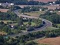 Březina, silnice R10, most přes Žehrovku, z Drábských světniček.jpg