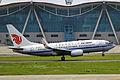 B-5213 - Air China - Boeing 737-79L(WL) - CKG (9537179028).jpg