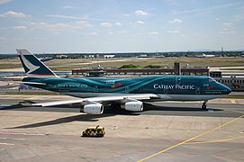 Cathay Pacific fleet - Wikipedia