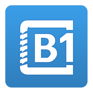B1 Free Archiver - Image: B1 Free Archiver