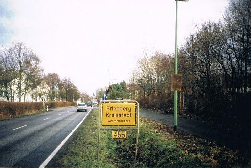 Singolo friedberg hessen