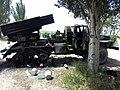 BM-21 Grad captured near Dobropillya 03.jpg