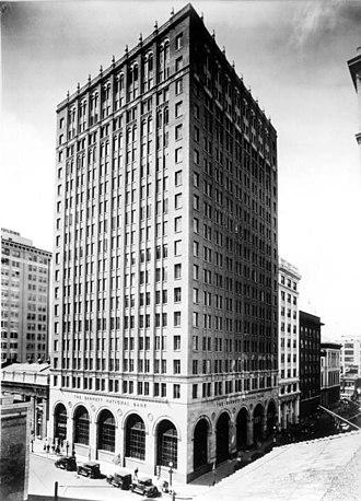 Barnett National Bank Building - Image: BNBBJAX
