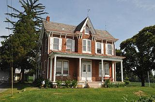 Boyer–Mertz Farm United States historic place