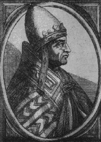 Pope Gregory VIII - Image: B Gregor VIII