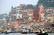 Babasteve-View of Varanasi from the Ganges.jpg