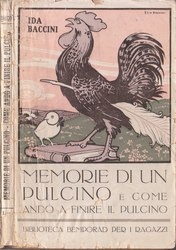 Ida Baccini: Memorie di un pulcino