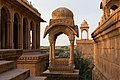 Bada Bagh-8-Maharani's Chhatri-20131009-.jpg