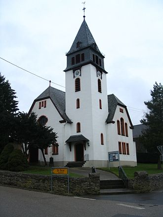 Badenhard - Evangelical church