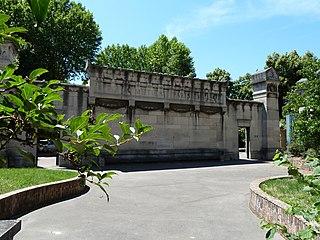 cemetery at Montrouge, Hauts-de-Seine, near Paris, France