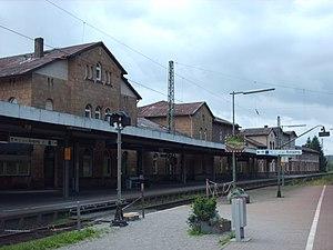 Altenbeken station #