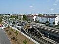 Bahnhof Neu-Ulm P+R 2018.jpg