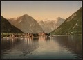 Balholm (i.e., Balestrand) from the fjord, Sognefjord, Norway-LCCN2001700721.tif