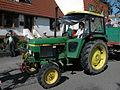 Bammental - Kerweumzug 2014 - John Deere 1750-001.JPG