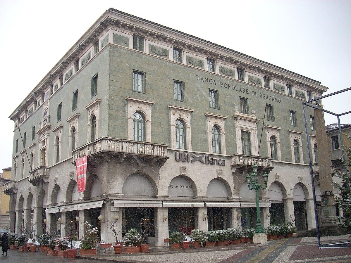Banca Nazionale Di Lavoro Trieste : Ubi banca wikipedia