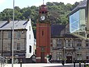 Bangor Clock tower - panoramio.jpg