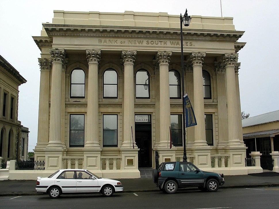 Bank of New South Wales Oamaru 1