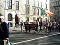 Banner of Mount Saint Michael Academy in the 2010 SPD Parade.jpg