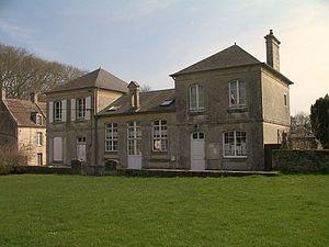 Banville, Calvados - The Town Hall