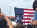 Barack Obama in Kissimmee (30188737813).jpg